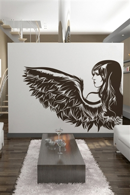 Wall Decals  Angel Dream