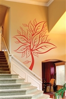 Wall Decals  In Bloom Tree