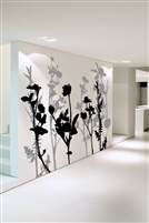 Wall Decals  Floral Tree 2