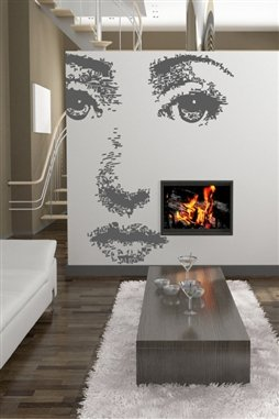 Wall Decals  Woman 3