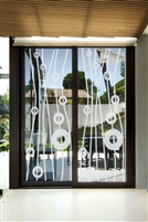 Window Decals Line Graphic 2