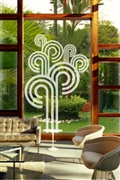 Glass Decals Tree of Life
