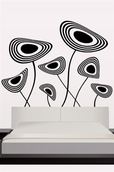 Groovy Wall Decals
