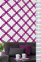 Petal Pattern Wall Decals