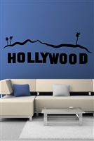 Wall Decals  Hollywood Sign