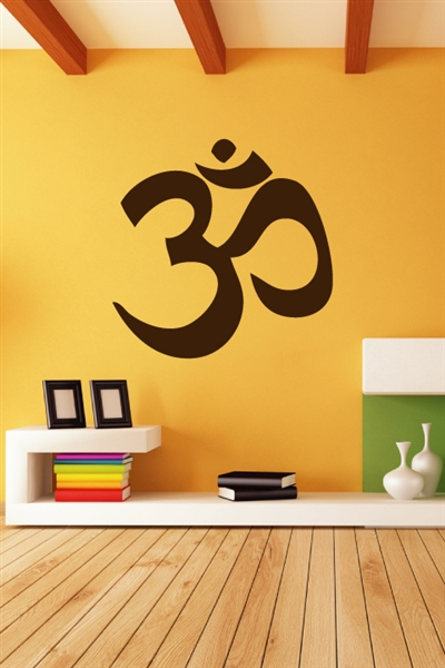Wall Decals  Hindu Om