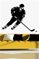 Wall Decals Hockey
