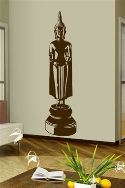 Wall Decals  - Monday Buddha