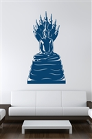 Wall Decals  - Saturday Buddha