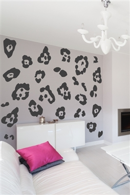 High Quality ... Leopard Print Wall Decal Pictures Gallery