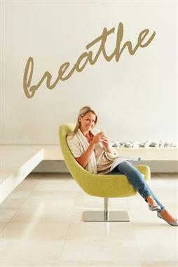 Breathe Wall Decals