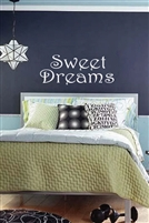 Sweet Dreams Wall Decals