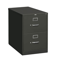 HON 310 Series Vertical 2 Drawer Filing Cabinets