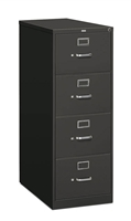 HON 310 Series Vertical 4 Drawer Filing Cabinets