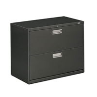 HON Brigade Lateral 2 Drawer Filing Cabinets