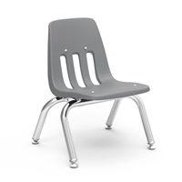 "Virco 9010 Classic Stacking Chairs - 10""H Pre-School"
