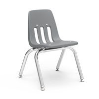 9012 Virco Classic Series Stacking Chairs - 12""
