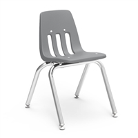 9014 Classic Series Stacking Chairs - 14""