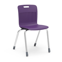 Virco Analogy Series Stacking Chairs - 18""
