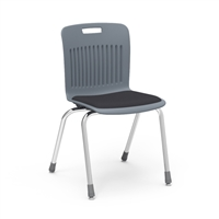 Virco Analogy Stacking Chairs - Padded