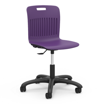 "Virco Analogy Swivel Chairs - 18"" Large"
