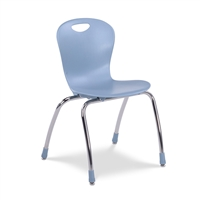 "Virco ZUMA Civitas Chair - 18""H"