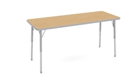 24x60 Adjustable Activity Tables