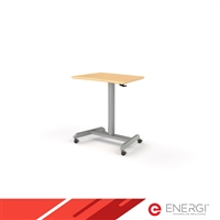 Quick Adjust Sit-Stand Desk - Pneumatic