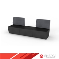RATIO Modular Seating Group - 2 Plus 1