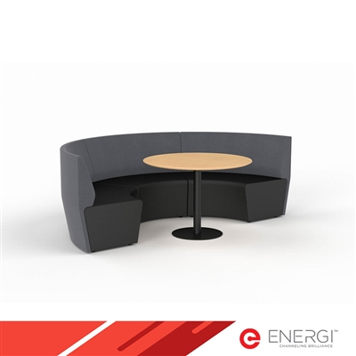 RATIO Modular Seating Group - Inside Curve Group 3