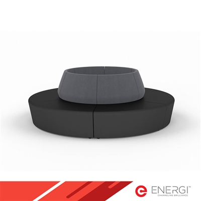 RATIO Modular Seating Group - Disc Group 6