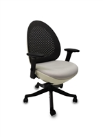 OVAL High-Performance Task Chair
