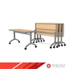 "RATIO Flip Top Tables - 24""D x 60""W"