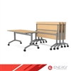 "RATIO Flip Top Tables - 30""D x 60""W"