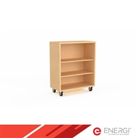 Mobile Bookcase - Single Sided