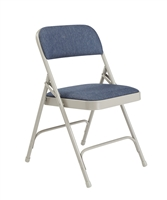 ENERGI Steel Folding Chairs - Fabric Padded