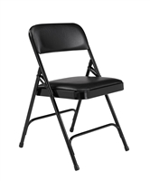 ENERGI Steel Folding Chairs - Vinyl Padded