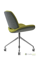 FROVI ERA Swivel 4-Star Mobile Chair