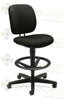Hon Value Teachers Swivel-Task Stool - H5905