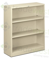"42""H Steel Bookcase"