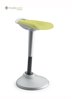 PERCH Adjustable Height Motion Stool
