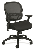Value Meshback Task Chair - Model HVL712