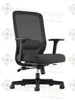Big & Tall Mesh-Back Task Chair