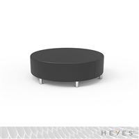 Large Format Round Ottoman