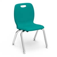 "Virco N2 Stacking Chair - 12""H"