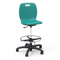 Virco N2 Swivel Lab Stool