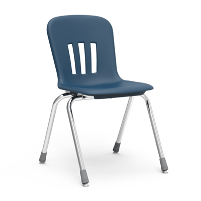 "Virco Metaphor Stacking Chairs - 18""H"