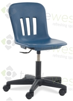 "Virco Metaphor Student Swivel Chairs - 16"" Small"