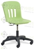 "Metaphor Student Swivel Chairs - 18"" Large"