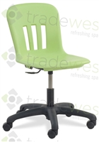 "Virco Metaphor Student Swivel Chairs - 18"" Large"